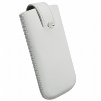 Krusell pouzdro na mobil ASPERÖ, velikost XXL, bílá