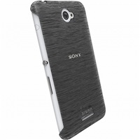 Krusell zadní kryt FROSTCOVER pro Sony Xperia E4/E4 Dual, černá