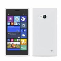 Puro silikonový kryt pro Nokia Lumia 730, transparentní