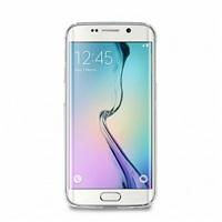 Puro zadní kryt Crystal pro Samsung Galaxy S6 edge, transparentní