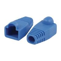 Valueline ochranný kryt konektoru RJ45, modrý 10 ks - VLCP89900L*