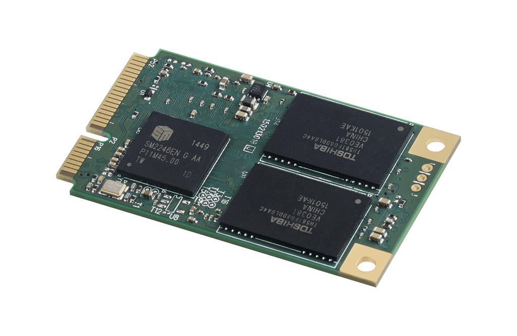 Plextor SSD M6MV 128GB, mSATA, (čtení/zápis: 535/170MBs), Blister