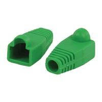 Valueline ochranný kryt konektoru RJ45, zelený 10 ks - VLCP89900G*