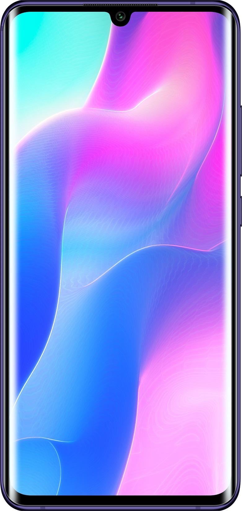 Xiaomi Mi Note 10 Lite (6GB/64GB) fialová