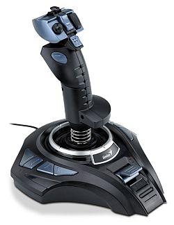 Genius joystick MetalStrike Pro, USB, autofire