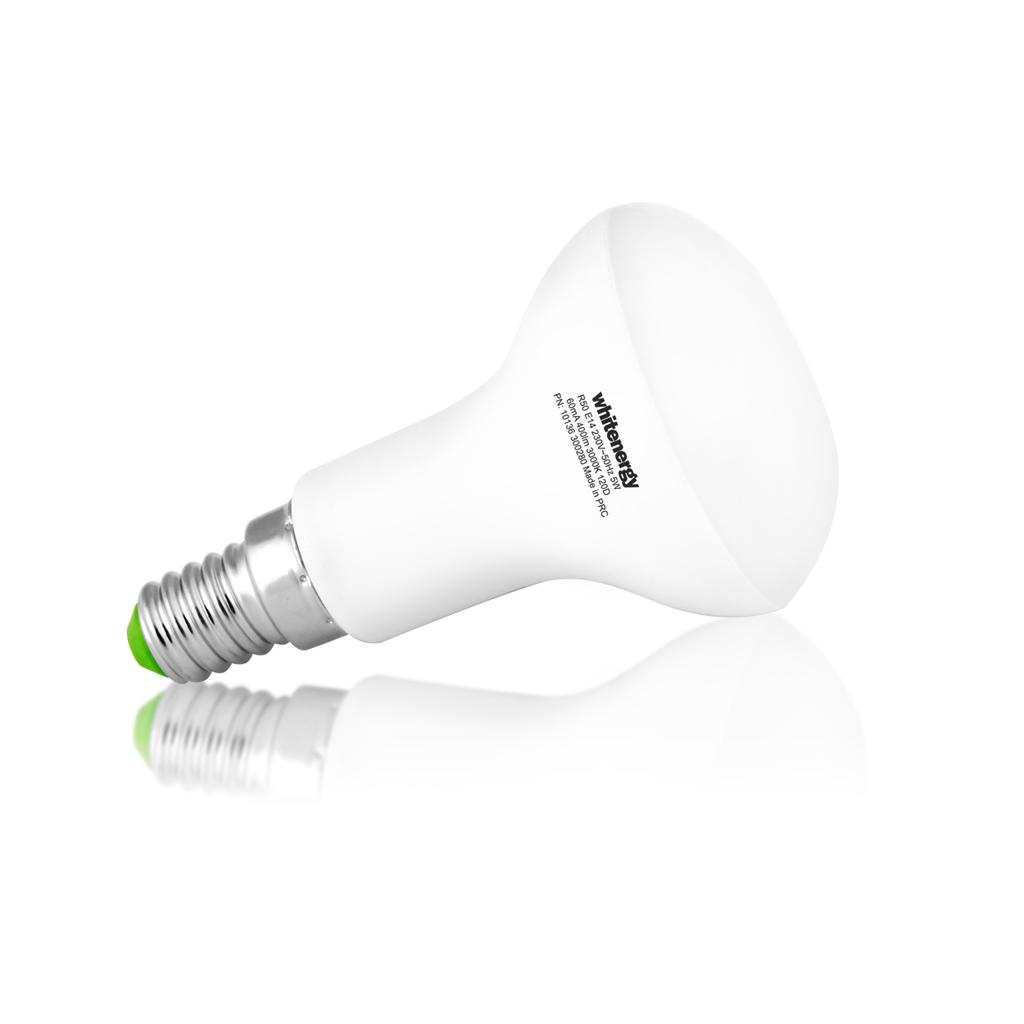 WE LED žárovka SMD2835 R50 E14 5W bílá mléčná