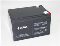FUKAWA FWL 12-12 (12V; 12Ah; faston 6,3mm; životnost 10let)