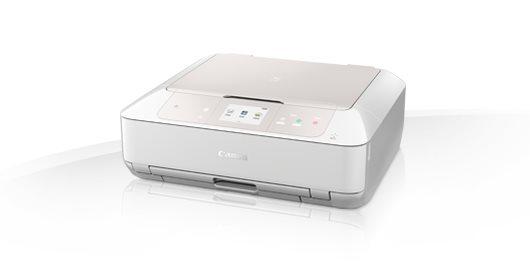 Canon PIXMA MG7751 - PSC/Wi-Fi/AP/NFC/LAN/PotiskCD/Duplex/USB/PictBridge white +GP501