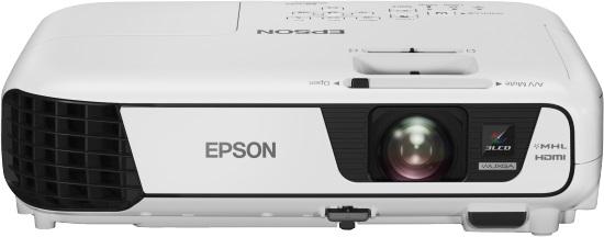 EPSON 3LCD/3chip projektor EB-U32 1920x1200 WUXGA/3200 ANSI/15000:1/2W Repro/Wi-Fi/(EBU32)
