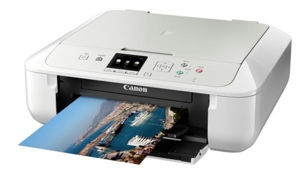 Canon PIXMA MG5751 - PSC/Wi-Fi/AP/Duplex/4800x1200/USB white