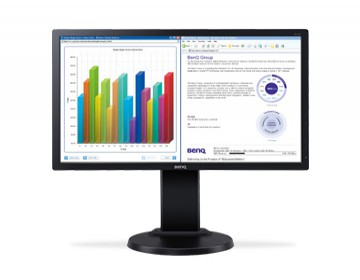 "BenQ LCD BL2205PT 21,5"" W LED/1920x1080/12M:1/2ms/250 nits/DVI/DP/Repro/VESA/HAS/Swivel/Pivot/TCO6/Low blue light/F-free"