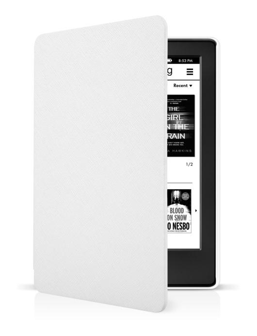 CONNECT IT pouzdro pro Amazon New Kindle 2019 (10. gen.), bílá