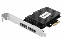 EVOLVEO 2x eSATA & 2x SATA III PCIe, rozšiřující karta