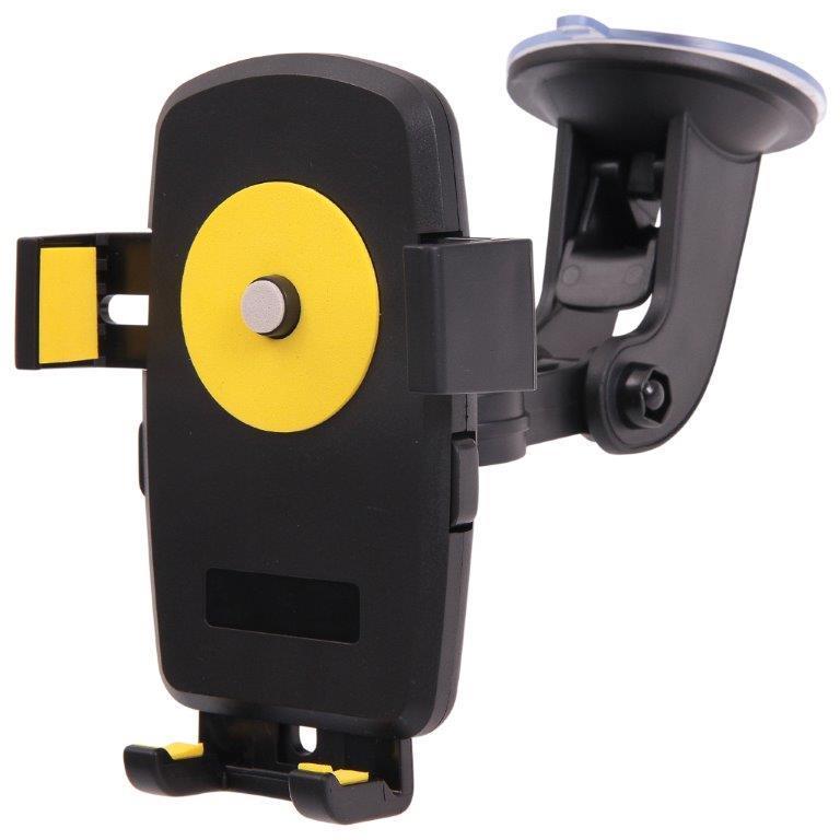 GT VE-288 držák do auta na sklo, automatický zámek