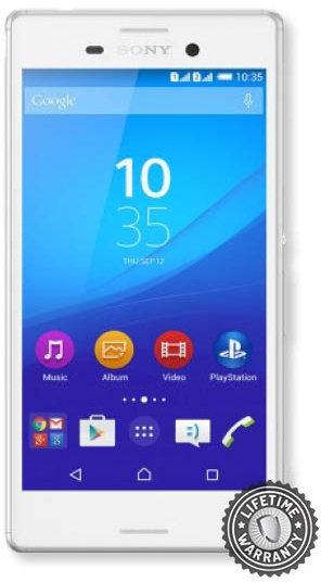 Screenshield™ Temperované sklo Sony Xperia M4