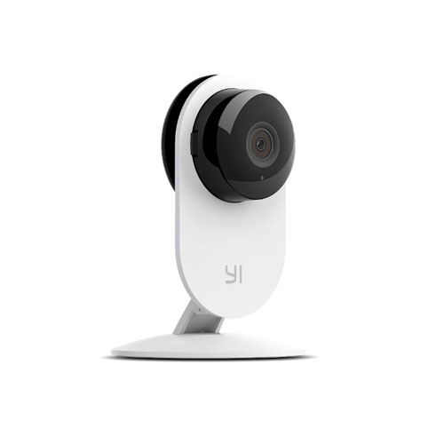Xiaomi YI Small Ants IP camera, 720P, Wifi, Audio, SD slot, Night Vision Edition