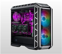 Cooler Master PC skříň MASTERCASE H500P MESH MIDI ARGB
