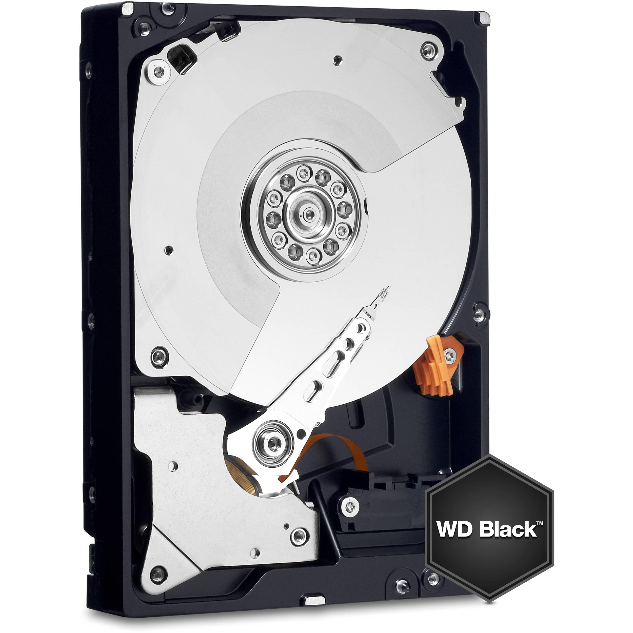 HDD 6TB WD6001FZWX Black 128MB SATAIII 7200rpm