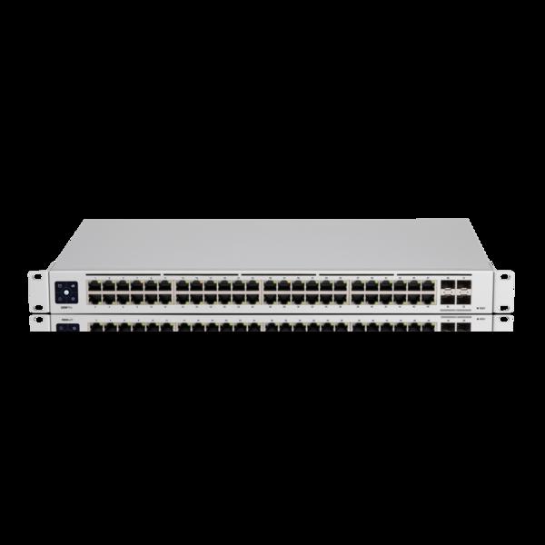 UBNT UniFi Switch USW-Pro-48 Gen2 [48xGigabit, 4xSFP+, 176Gbps]