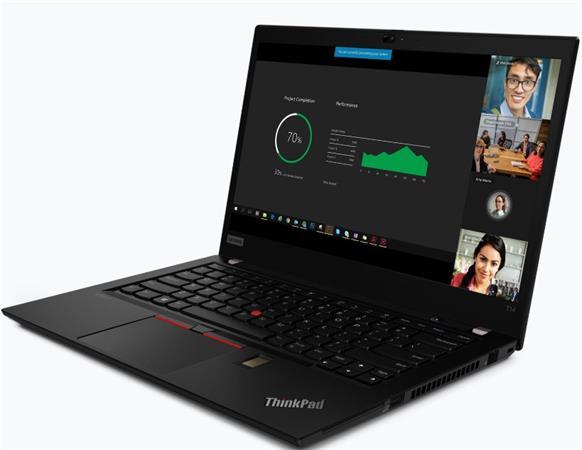 """LENOVO ThinkPad T14 AMD - Ryzen 5 PRO 4650U,14"""" FHD,8GB,512SSD,AMD Vega8,HD Cam,W10P,3Y carryin"""