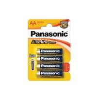 PANASONIC Alkalické baterie - Alkaline Power AA 1,5V balení - 4ks
