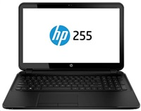 HP NB 255 G4 E1-6015 15.6 HD 2GB 500GB DVDRW DOS