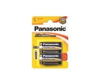 PANASONIC Alkalické baterie - Alkaline Power LR14A, velikost C, 1,5V balení - 2ks