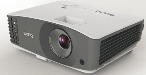 BenQ DLP Projektor MX704 3D 1024x768 XGA/4000 ANSI lm/13000:1/2xHDMI (1xMHL)/1x2W Repro - ROZBALENO