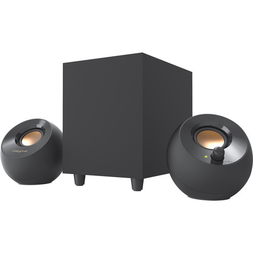 Creative Labs Speakers Pebble Plus 2.1 USB black