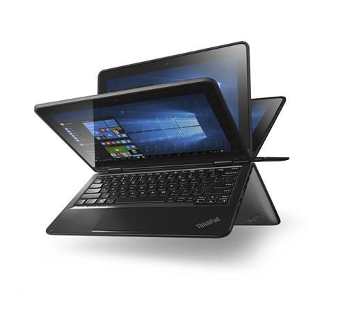 """Lenovo ThinkPad 11e YOGA 6th gen Intel Core M3-8100Y/8GB/128GB SSD/11,6"""" HD WVA Touch/Win10Pro"""