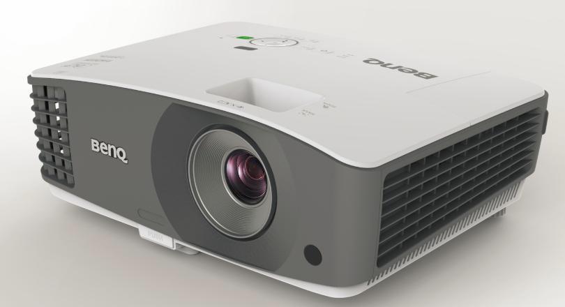BenQ DLP Projektor MX704 3D 1024x768 XGA/4000 ANSI lm/13000:1/2xHDMI (1xMHL)/1x2W Repro