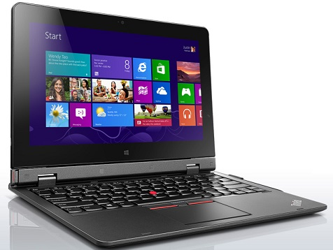 "Lenovo ThinkPad Helix2 M-5Y71/8GB/256GB SSD/HD Graphics/11,6""FHD IPS touch/WiDi/4G/W8.1PRO"