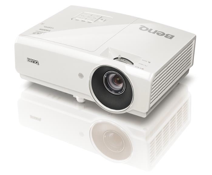 BenQ DLP Projektor MH741 3D 1920x1080 FHD/4000 ANSI lm/10000:1/2xHDMI (1xMHL)/1x10W Repro