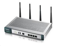 Rozbaleno - ZyXEL UAG2100 Unified Access Gateway: Wireless Dual Radio (802.11 a/b/g/n) HotSpot, bazar