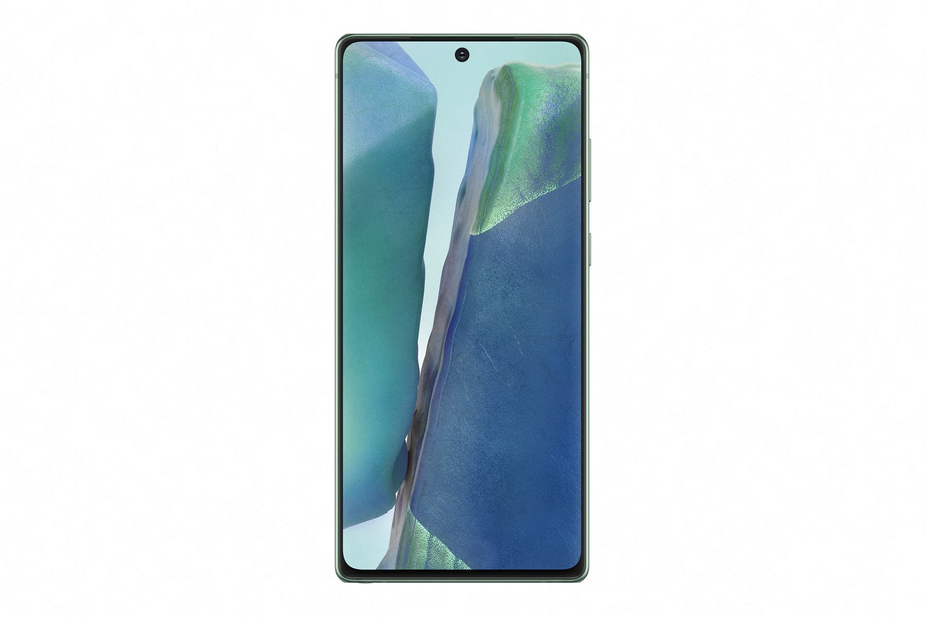 Samsung Galaxy Note 20 SM-N980F Zelená