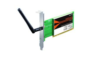 D-Link DWA-525 Wireless N 150 PCI Adapter