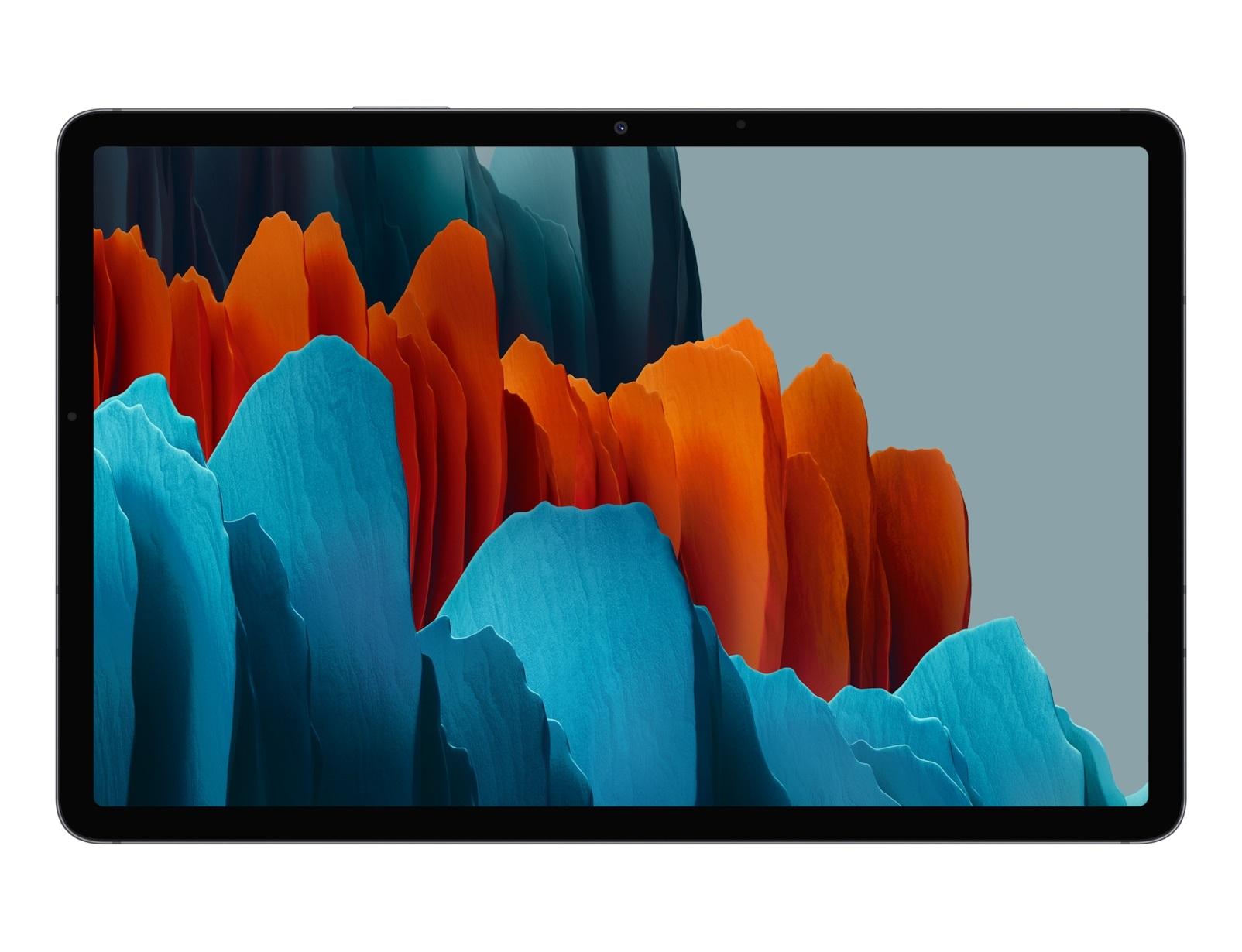 """Samsung GalaxyTab S7+ 12,4"""" SM-T970 WiFi, Black"""