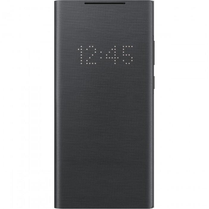Samsung Flipové pouzdro LED View Note 20 Black