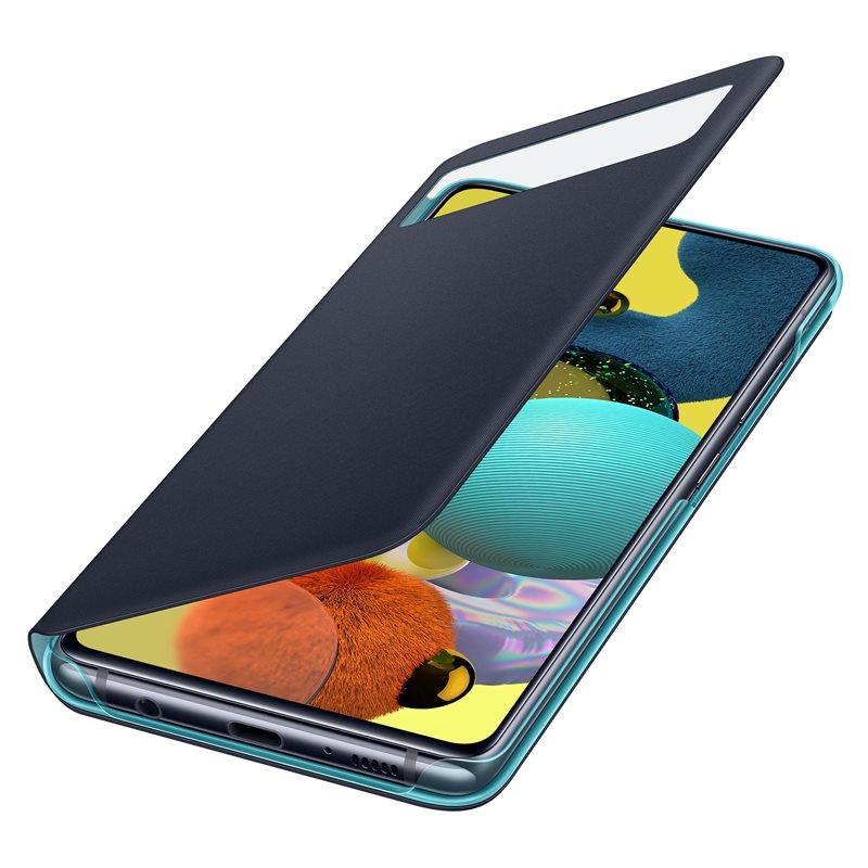 Samsung Flipové pouzdro S View Galaxy A51 5G Black