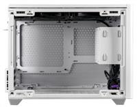 Cooler Master PC skříň MASTERBOX NR200P MINI ITX WINDOW bílá