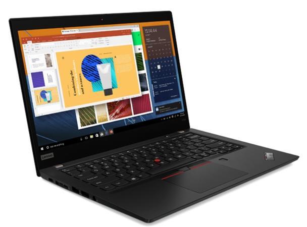 "LENOVO ThinkPad X13 AMD - Ryzen 5 PRO 4650U@2.1GHz,13.3"" FHD IPS mat,8GB,256SSD,AMD Graphics,USB-C,cam,W10P,3r on s"