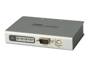 ATEN USB-RS232 Converter 4 port