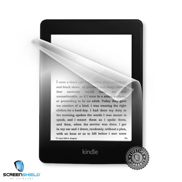 ScreenShield fólie na displej pro Amazon Kindle Paperwhite 3