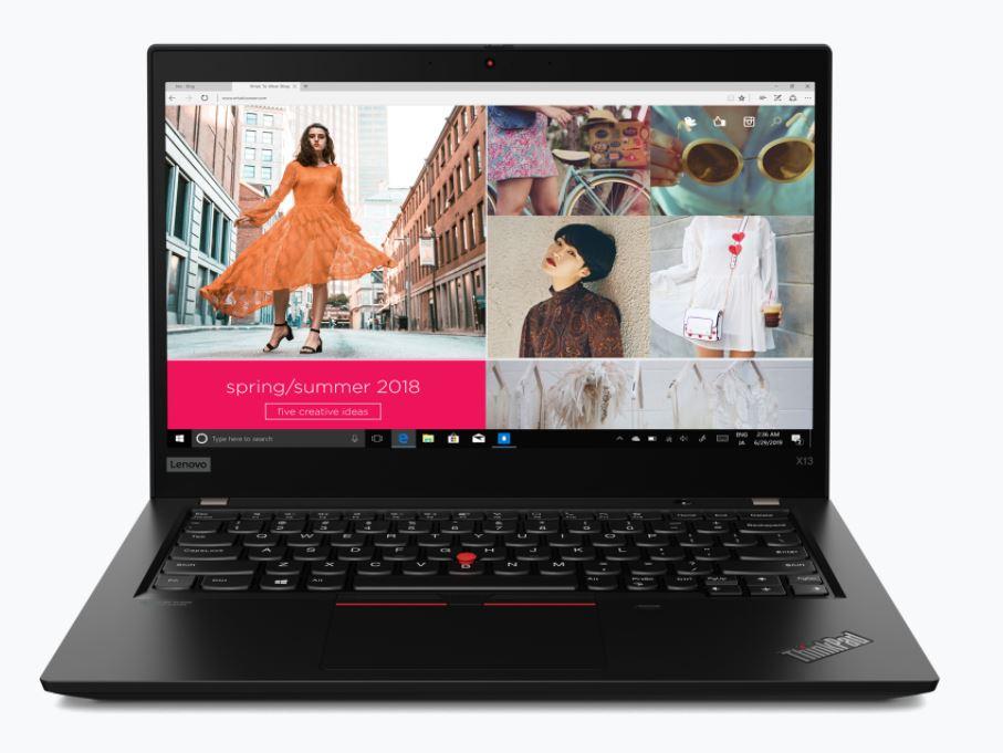 "LENOVO ThinkPad X13 AMD - Ryzen 7 PRO 4750U@1.7GHz,13.3"" FHD IPS 300n,16GB,512SSD,AMD Graphics,LTE,cam,W10P,3r on s"