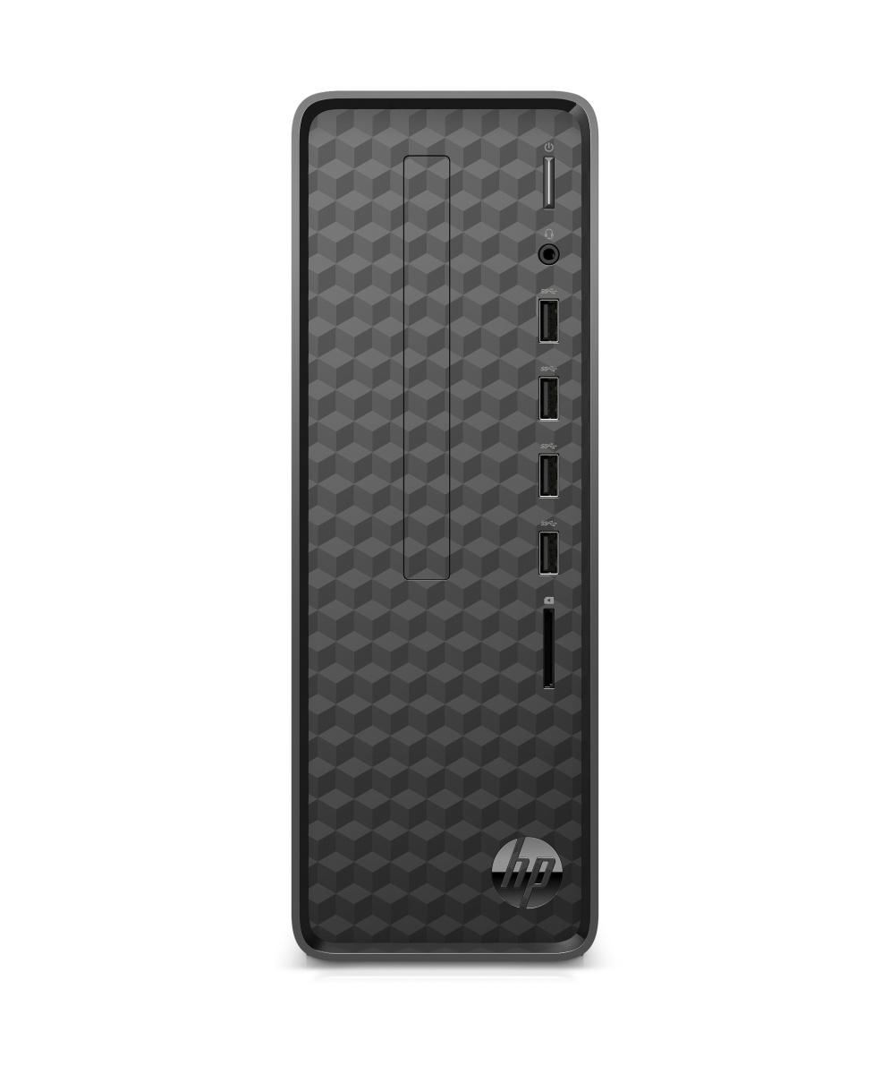 PC HP Slim S01-aF1004nc, Pentium J5040 (2.0GHz, 4 core),8GB DDR4 2400,512 GB SSD NVMe,UMA,WiFi+BT,Wi key+mou,Win10