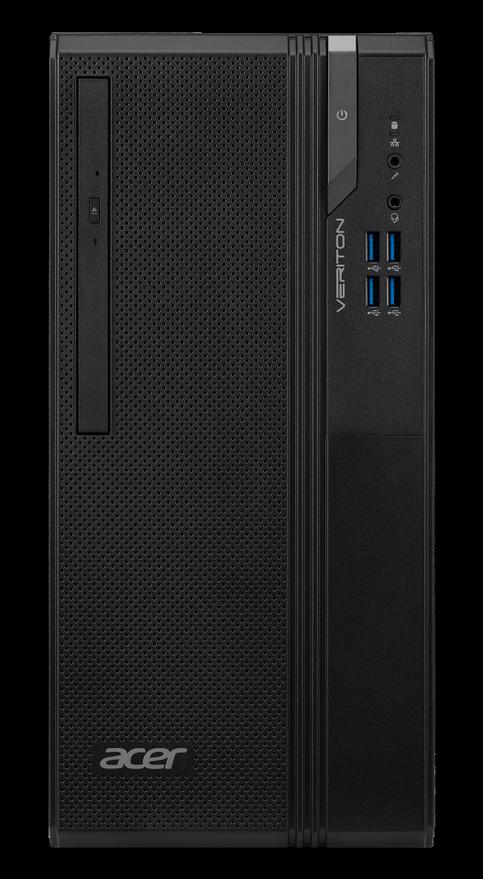 ACER PC Veriton ES2740G - i5-10400@2.90 GHz, 8GB, 1TB HDD 7200, HD Graphics, Windows® 10 Home