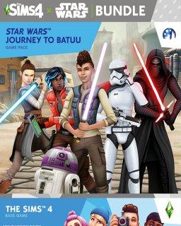 ESD The Sims 4 + Star Wars Výprava na Batuu