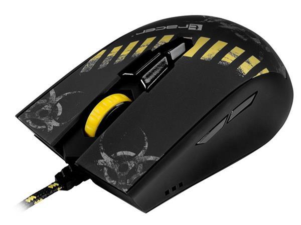 Herní myš TRACER GAMEZONE Fear AVAGO 5050 3200DPI