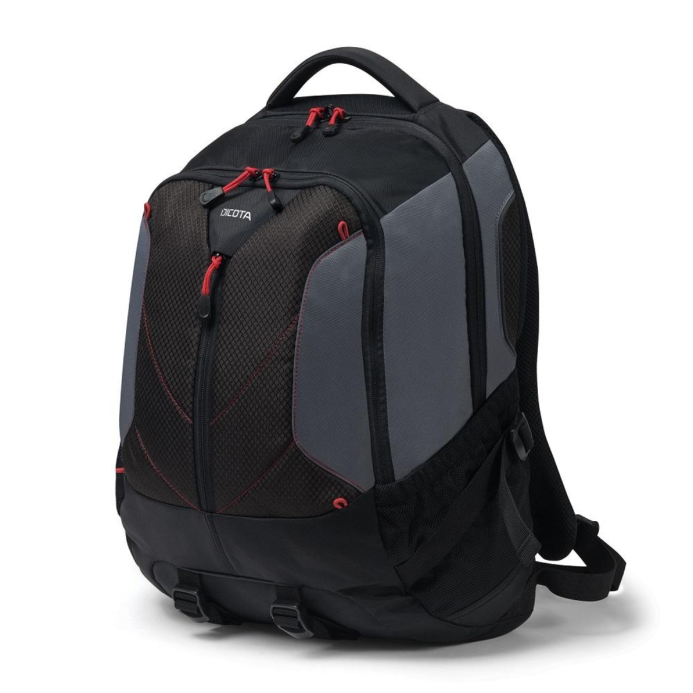 Dicota Backpack Ride 14-15.6 black batoh na notebook