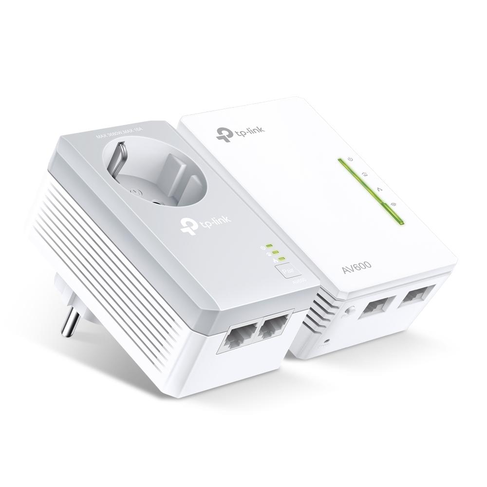 TP-Link TL-WPA4226KIT [AV600 Powerline Wi-Fi Kit]